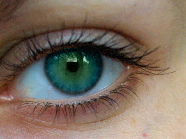 eyes color spell
